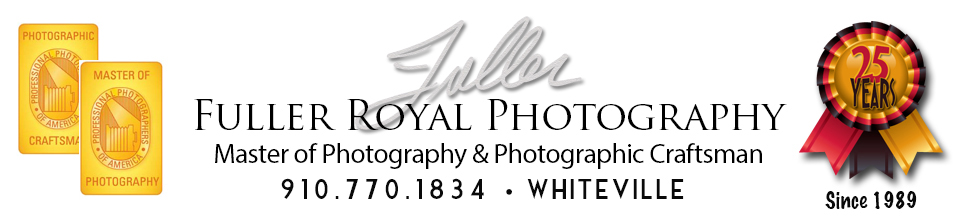 Fuller Royal Photography logo
